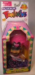 Trollkins 5 inch Miss Trollkin 1998 The Original San Francisco Toymakers, Trollkins, Action Figures, 1998, fantasy, animated