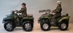 Beachfront ATV Fast Attack 12 inch marines + ATVs LOOSE - 2865-3246CCCMYF