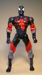 Spider-Man 2003 10 inch from Water Web Blasters Series Toy Biz, Spider-Man, Action Figures, 2003, superhero, comic book
