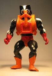 Masters of the Universe -  Stinkor w chest armor LOOSE Mattel, Masters of the Universe, Action Figures, 1985, fantasy, cartoon