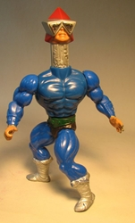 Masters of the Universe -  Mekaneck 1983 LOOSE Mattel, Masters of the Universe, Action Figures, 1982, fantasy, cartoon