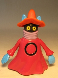 Masters of the Universe -  Orko w Magician Hat 84 LOOSE Mattel, Masters of the Universe, Action Figures, 1983, fantasy, cartoon
