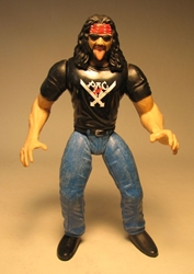 Jakks WWF WWE  figure King of the Ring X-Pac LOOSE 99