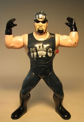 OSFT WCW 7.5 inch Hulk Hogan figure LOOSE 1997 Original San Francisco Toy Co, WCW, Action Figures, 1997, wrestling