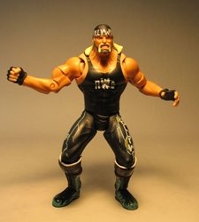 Toy Biz WCW figure Smash n Slam Hollywood Hogan LOOSE Toy Biz, WCW, Action Figures, 1999, wrestling