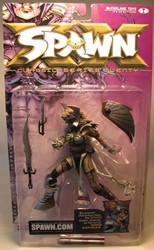 McFarlane Spawn 20 Classic Series Sexy Domina  McFarlane, Spawn, Action Figures, 2001, superhero, comic book