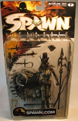 McFarlane Spawn 17 Classic Series Sexy Tiffany II  McFarlane, Spawn, Action Figures, 2000, superhero, comic book