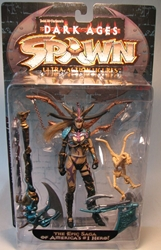 McFarlane Spawn 11 Dark Ages Series Sexy Skull Queen