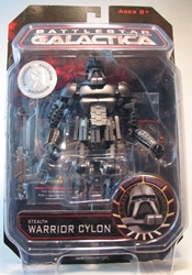 Diamond Select Battlestar Galactica TRU Warrior Cylon Diamond Select, Battlestar Galactica, Action Figures, 2009, scifi, tv show