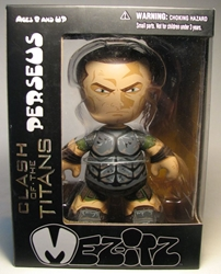 Mezco Clash of Titans 6 inch vinyl Mez-itz - Perseus Mezco, Clash of Titans, Action Figures, 2010, fantasy, movie