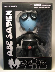 Mezco Hellboy 6 inch vinyl Mez-itz - Abe Sapien Mezco, Hellboy, Action Figures, 2009, scifi, fantasy, movie