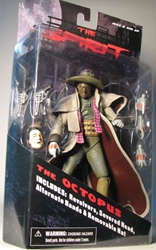 Mezco The Spirit 7 inch  fig - Octopus (Samuel Jackson) Mezco, The Spirit, Action Figures, 2009, crime, comic book