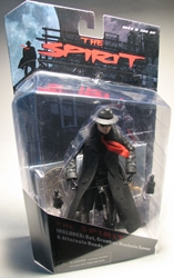 Mezco The Spirit 7 inch  fig - Spirit (Gabriel Macht) Mezco, The Spirit, Action Figures, 2009, crime, comic book