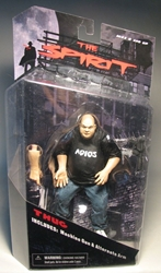 Mezco The Spirit 7 inch  fig - Thug Adios (L Lombardi) Mezco, The Spirit, Action Figures, 2009, crime, comic book
