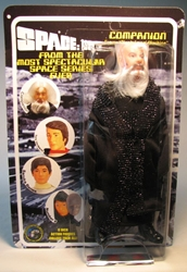 Space 1999 8 inch Mego-like fig: Companion Figures Toy Co, Space 1999, Action Figures, 2005, scifi, tv show