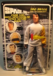 Space 1999 8 inch Mego-like fig: Dan Mateo Figures Toy Co, Space 1999, Action Figures, 2005, scifi, tv show