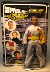 Space 1999 8 inch Mego-like fig: David Kano Figures Toy Co, Space 1999, Action Figures, 2005, scifi, tv show
