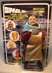 Space 1999 8 inch Mego-like fig: Mentor Figures Toy Co, Space 1999, Action Figures, 2005, scifi, tv show