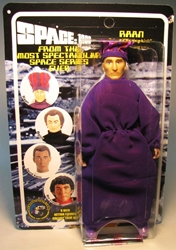 Space 1999 8 inch Mego-like fig: Raan Figures Toy Co, Space 1999, Action Figures, 2005, scifi, tv show