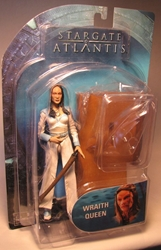 Stargate Atlantis - Wraith Queen 7 in (damaged bubble)