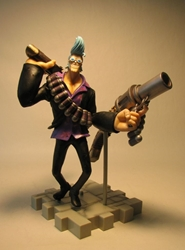 One Piece Strong World Franky 7 inch LOOSE China, One Piece, Anime Figures, 2009, anime, japan