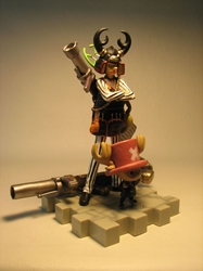 One Piece Strong World Usopp + Chopper LOOSE China, One Piece, Anime Figures, 2009, anime, japan