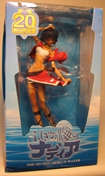 The Secret of Blue Water 7 inch Nadia PVC - Chinese release Gainax, The Secret of Blue Water, Anime Figures, 2010, anime, japan
