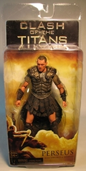 NECA Clash of Titans - Perseus 7 inch NECA, Clash of Titans, Action Figures, 2010, fantasy, movie