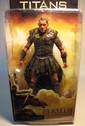 NECA Clash of Titans - Perseus (battle worn) 7 inch