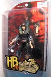 Mezco Hellboy II Super Nova Liz Sherman LE Mezco, Hellboy, Action Figures, 2008, scifi, fantasy, movie