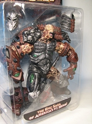 McFarlane Spawn 11 massive 6.5 inch Black Knight 1998  McFarlane, Spawn, Action Figures, 1998, superhero, comic book