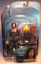 Stargate Atlantis - Doctor Weir 6.5 inch 2007 Diamond Select, Stargate, Action Figures, 2007, scifi, tv show, movie