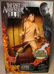 The Last Airbender 9.5 inch Aang w Light and Sound Spin Master, The Last Airbender, Action Figures, 2010, fantasy, movie
