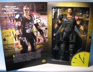 Watchmen 12 inch Deluxe Collector Figure The Comedian DC Direct, Watchmen, Action Figures, 2009, scifi, comic book