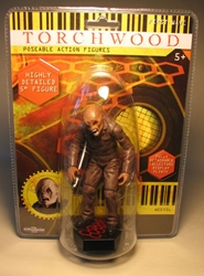 Torchwood Figure 5 inch Weevil Underground Toys, Torchwood, Action Figures, 2009, scifi, tv show