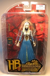 Mezco Hellboy II Princess Nuala Mezco, Hellboy, Action Figures, 2008, scifi, fantasy, movie