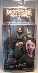 NECA Bioshock 2 Ladysmith Splicer 6.5 inch figure NECA, Bioshock, Action Figures, 2010, scifi, video game