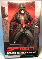 Mezco The Spirit Deluxe 12 inch  figure - The Spirit  Mezco, The Spirit, Action Figures, 2009, crime, comic book