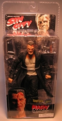 NECA Sin City Ser 1 Marv no band-aids Toyfare Excl NECA, Sin City, Action Figures, 2005, crime, comic book