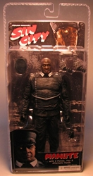 NECA Sin City Ser 1 Manute Color (Michael C Duncan) NECA, Sin City, Action Figures, 2005, crime, comic book