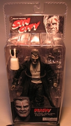 NECA Sin City Ser 2 Marv Hockey Glove BW (crunched) NECA, Sin City, Action Figures, 2005, crime, comic book