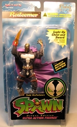 McFarlane Spawn 03 Redeemer (lights up) 1995 McFarlane, Spawn, Action Figures, 1995, superhero, comic book