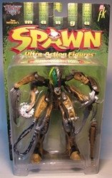 McFarlane Spawn 10 Manga Series Freak 1998 McFarlane, Spawn, Action Figures, 1998, superhero, comic book
