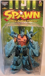 McFarlane Spawn 10 Manga Series Overtkill 1998 McFarlane, Spawn, Action Figures, 1998, superhero, comic book