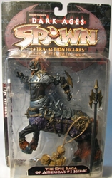 McFarlane Spawn 11 Dark Ages Series Raider (centaur) McFarlane, Spawn, Action Figures, 1998, superhero, comic book