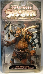 McFarlane Spawn 11 Dark Ages Series The Ogre