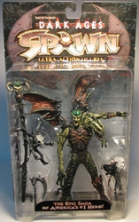McFarlane Spawn 11 Dark Ages Series The Spellcaster McFarlane, Spawn, Action Figures, 1998, superhero, comic book