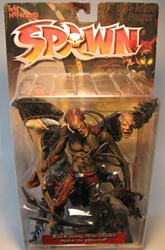 McFarlane Spawn 12 Re-animated Spawn 1998 McFarlane, Spawn, Action Figures, 1998, superhero, comic book