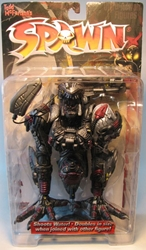 McFarlane Spawn 12 Top Gun 1998 McFarlane, Spawn, Action Figures, 1998, superhero, comic book