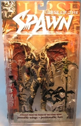 McFarlane Spawn 13 Curse of Spawn 2 w Bats 1998 McFarlane, Spawn, Action Figures, 1998, superhero, comic book